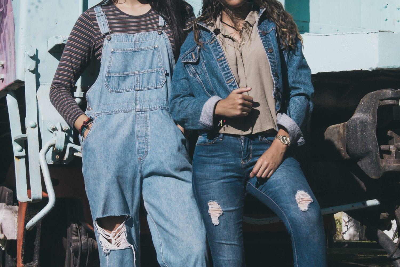 Kurtki jeansowe krótkie
