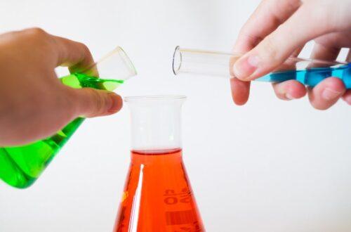 Najlepsze eksperymenty chemiczne dla dzieci