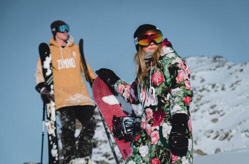 Bluza Hoodie to najlepszy wybór na stok narciarski