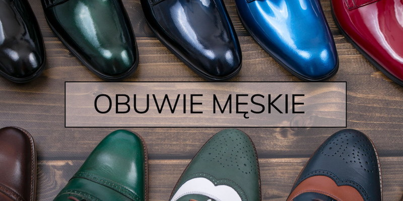 Kolorowe buty do garnituru to opcja dla odważnych miłośników mody.